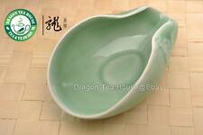 Plum Green Celadon Cha He * Tea Presentation Vessel