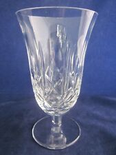 WATERFORD CRYSTAL Iced Tea Glass Goblet ~ Mourne Pattern ? ~ EXCELLENT
