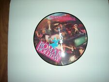"""ROMAN HOLLIDAY~MOTOR MANIA 7"""" LIMITED EDITION PICTURE DISC EX"""