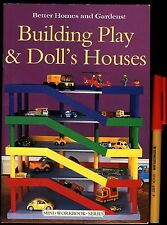 BUILDING PLAY & DOLLS HOUSES FARM Forts Castles Plans & Skills Model Making  EC