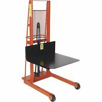 Wesco Hydraulic Platform Lift-1000-lb Cap #260044