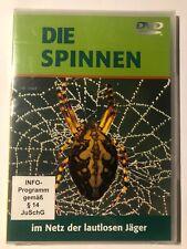 Die Spinnen DVD