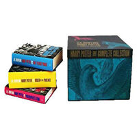 J. K. Rowling Harry Potter Complete Collection 7 Books Box Set Brand New Pack