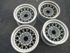 FORD STUD PATTERN HOT WIRE MAG 14 X 7 x4 ALLOY WHEEL jelly bean mag ROH CHEVIOT