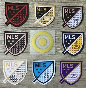 2020 American League  MLS + Target Soccer Football Iron On Embroidered Patches