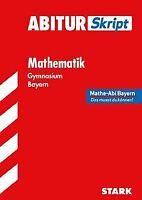 Abitur-Training Mathematik / Abiturskript Mathematik: Gy... | Buch | Zustand gut
