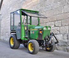 Traktor Kabine
