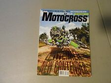 MAY 2012 TRANSWORLD MOTOCROSS MAGAZINE,BRAYTON POSTER,MINIBIKE SPEED SECRETS,AMA
