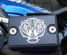 Triumph T300 Sprint Daytona Trident Trophy Tiger T400 Bremsflüssigkeitsdeckel Al
