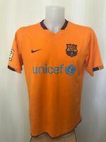 FC Barcelona 2006/2007/2008 away Sz L Nike shirt jersey maillot soccer football