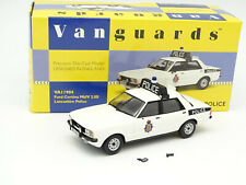 Vanguards 1/43 - Ford Cortina Mkiv 2.0 S Lancashire Police Traffic