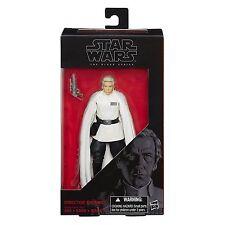 "100% New Star Wars Hasbro Black Series Rogue One 6"" Figure 27 DIRECTOR KRENNIC"