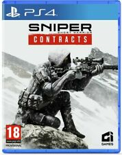 Sniper Ghost Warrior Contracts (PlayStation 4, 2019)