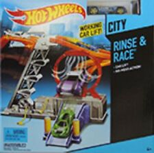 Mattel Hot Wheels Rinse & Race Blitz Car Play Set