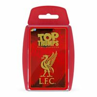 Liverpool FC Top Trumps Card Game