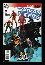 Batman And The Outsiders # 11 (DC 2008 VF) $5 Unlimited Combined Shipping!