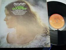 Percy Faith/His Orch. and Chorus-Leaving On A Jet Plane-LP-Columbia-CS9983-VG+