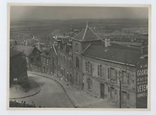 France, Laon Vintage  Tirage argentique  17x23  Circa 1936