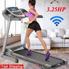 3.25HP Heavy Duty Fold Motorized Electric Treadmill Incline Running Machine* US