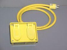 HUBBELL #GFP15 Circuit Guard Portable GFCI