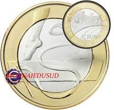5 Euro Commémorative Finlande 2015 - Gymnastique