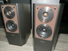 Lautsprecher Technics 3 Way Speaker  Vintage HI-FI