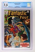Fantastic Four #94 - Marvel 1970 CGC 7.5 1st Appearance of Agatha Harkness!