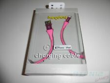 Heyday™ 4' Lightning to USB-A Braided Bright Pink Cable for iPhone / iPad NEW