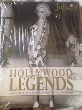 BRAND NEW! Julien's Auctions Hollywood Legends/Dom Deluise/Sid Caesar Catalogue