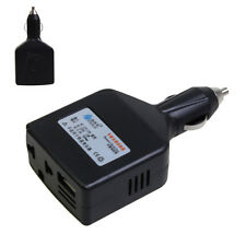 DC 12/24V to 220V AC Adapter car charger laptop USB power supply Power inverter