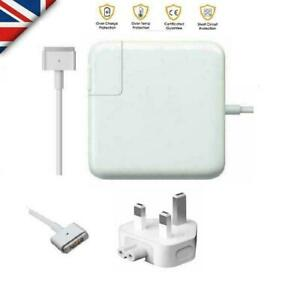 """Replacement 60W MacBook Air 11 13"""" MagSafe 2 T-tip Charger 2013-2017 A1436 A1435"""