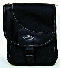 Black Case/Bag for Dslr Slr Bridge Digital Compact Camera Shoulder Strap Padded
