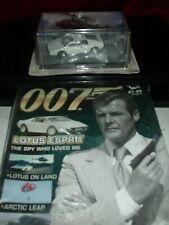 JAMES BOND CAR COLLECTION #16 LOTUS ESPRIT& magazine