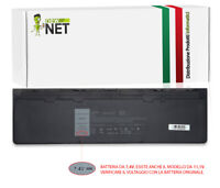 Batteria 6000mAh - 7.4V compatibile con Dell Latitude E7240 E7250
