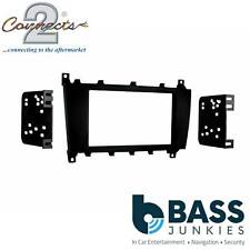Mercedes Benz C Class W203 2004-2007 Car Stereo Double Din Fascia Panel CT23MB18
