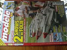 µ?b  Revue Modele magazine RCM n°719 Plan encarté Titoun / Cerf volant sans fil