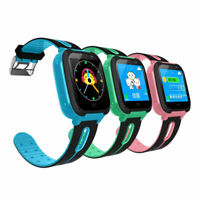 Smart Watch with GPS GSM Locator Touch Screen Tracker SOS for Kids Children