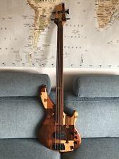 Sandberg Custom Series Puzzle Fretless Bass