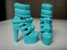 BARBIE DOLL CLOTHES/SHOES *MATTEL HIGH HEELS  *NEW* #1360