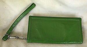 Latico Women's Leather Wallet ~ GREEN