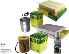 MANN-FILTER Paket + Presto Klima-Reiniger für Mercedes-Benz Sprinter 35-T Bus