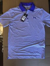 NWT Under Armour Golf Performance Polo Men Small