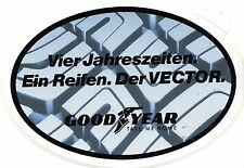 Aufkleber Good Year - Goodyear Reifen - Kult - Vector  - Sticker - Decal (93)