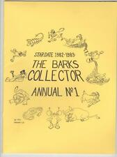 The Barks Collector Annual #1 Star Date 1982-1983 VF
