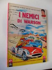 CLASSICI AUDACIA  n. 13  Michel Vailant   I NEMICI DI WARSON    Buono/Ottimo !!!