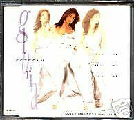 Gloria Estefan Hold me w/ MIAMI HIT MIX UK CD Single