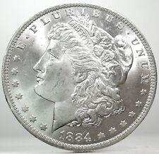 United States-USA (Morgan $ Dollar) 1884-O