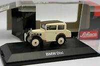 Schuco 1/43 - BMW Dixi Marron Crème