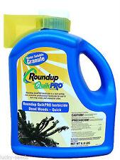 Roundup QuikPro Herbicide ( Weed Killer , Granular ) - 6.8 Lbs.-  FREE SHIPPING