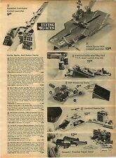 1977 ADVERTISEMENT Steve Austin Big Foot Drag Evel Knievel CB Van Stunt Cycle